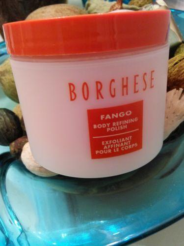 Borghese Fango Body Refining Polish sugar base natural exfoliant for body - 8 oz