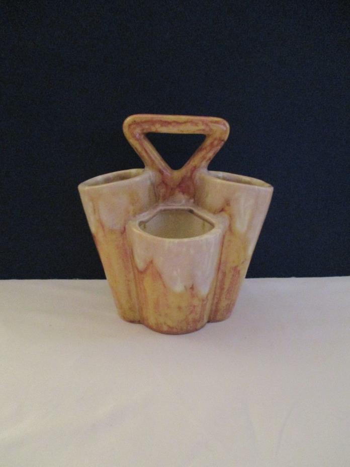 Handmade Ceramic Glazed, Pencil/Pen Caddy, 8