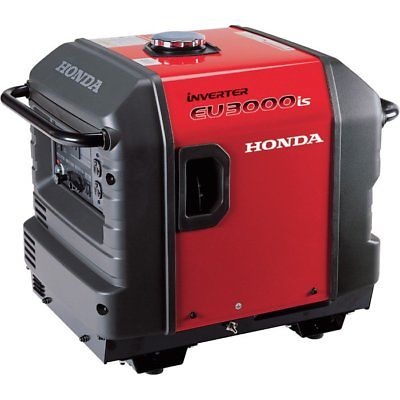 Honda EU3000iS Portable Inverter Generator* Will Deliver **See Details**
