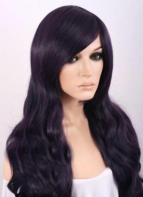 WIG CLEARANCE Dark purple 28