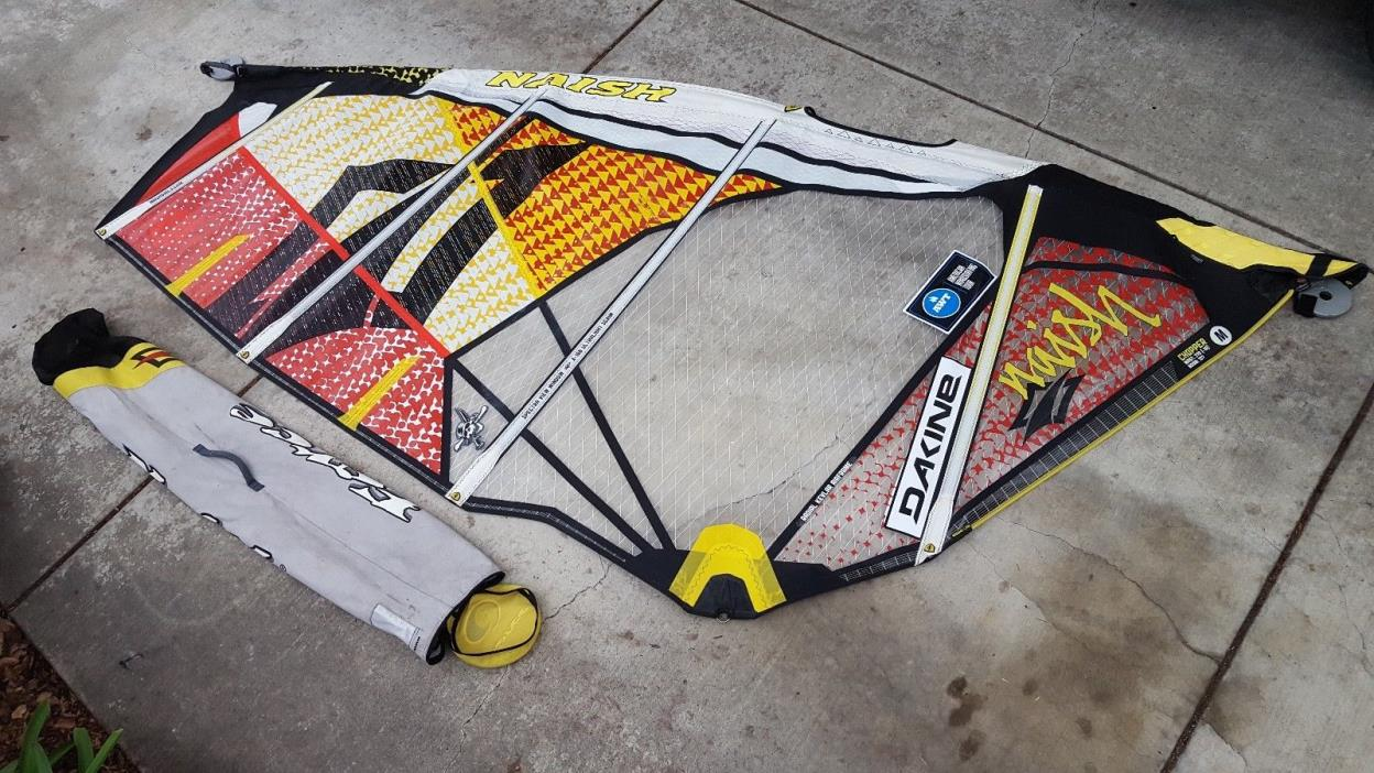 2014 Naish Chopper M windsurfing sail