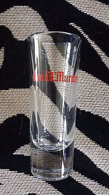 GRAND MARNIER Tall Shot Glasses - Set of 12 - New