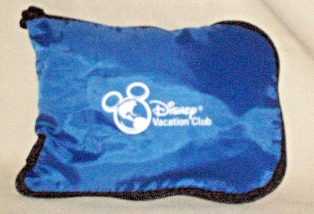 Disney Vacation Club Blue Pouch Tote