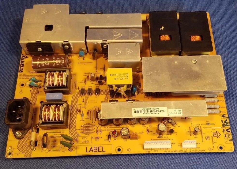 VIZIO VO420E POWER SUPPLY BOARD 0500-0407-0880