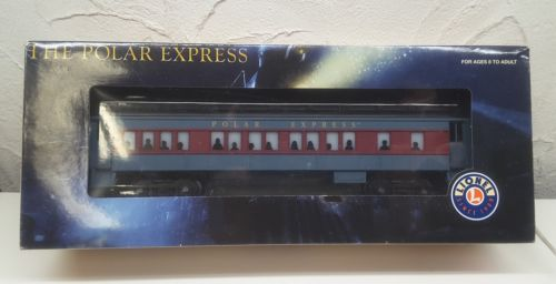 Lionel The Polar Express O Scale Coach Car  # 6-25100