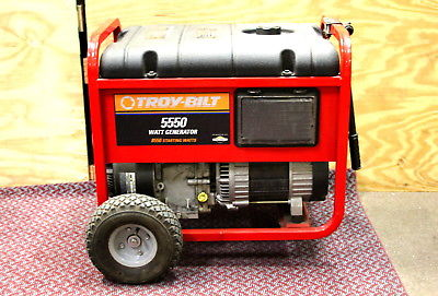 Troy Bilt Generator - For Sale Classifieds