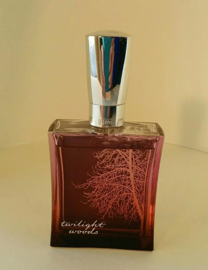 Bath & Body Works Twilight Woods Eau de Toilette 2.5 oz 75 ml Pre-owned 95% Full