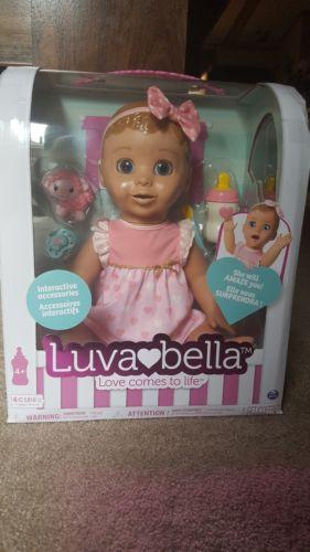 Luvabella Doll Blonde