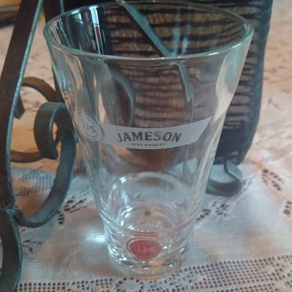 Jamison Irish Whiskey Glass