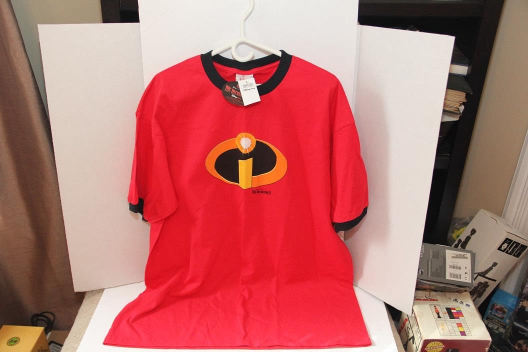 Disney Store The Incredibles Men's 2XL T-shirt NWT