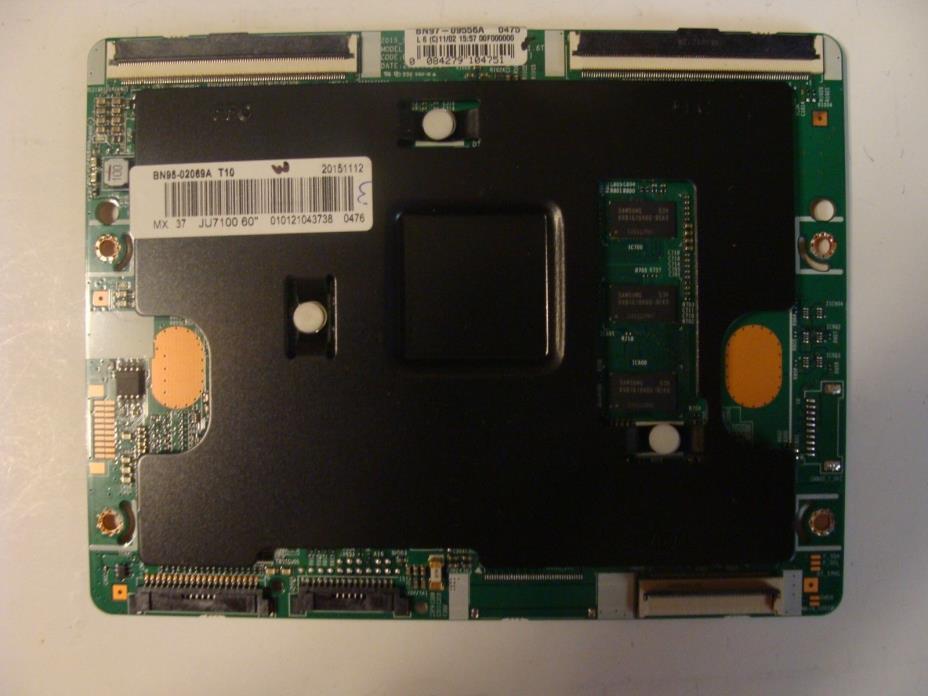 SAMSUNG UN60JU7100F T-CON BOARD BN95-02069A, BN97-09556A