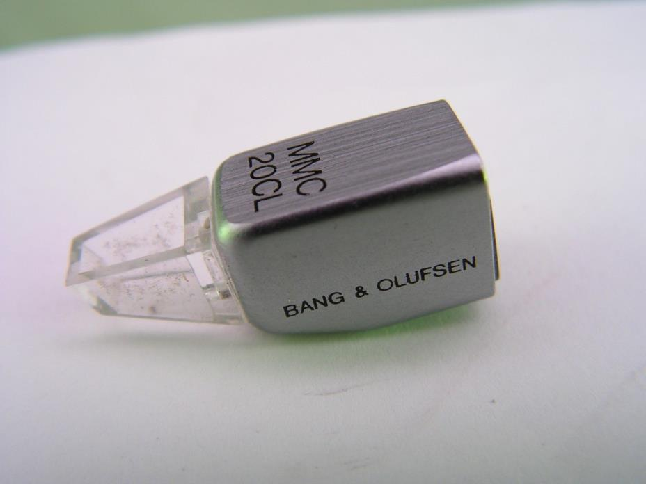 Bang & Olufsen B&O MMC 20 CL Turntable Cartridge & Stylus Tested & Sounds Great!