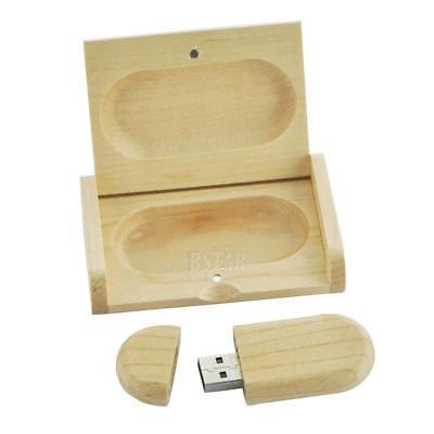 Maple Box shape 32 GB USB