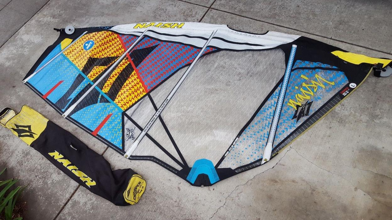 2014 Naish Chopper L windsurfing sail