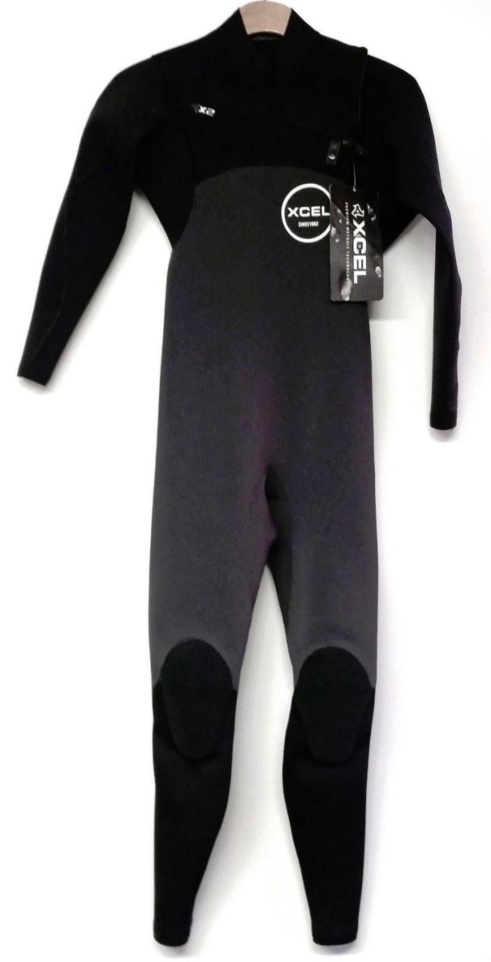 XCEL Men's 2mm INFINITI COMP X2 Wetsuit - GRB - Large Tall - NWT