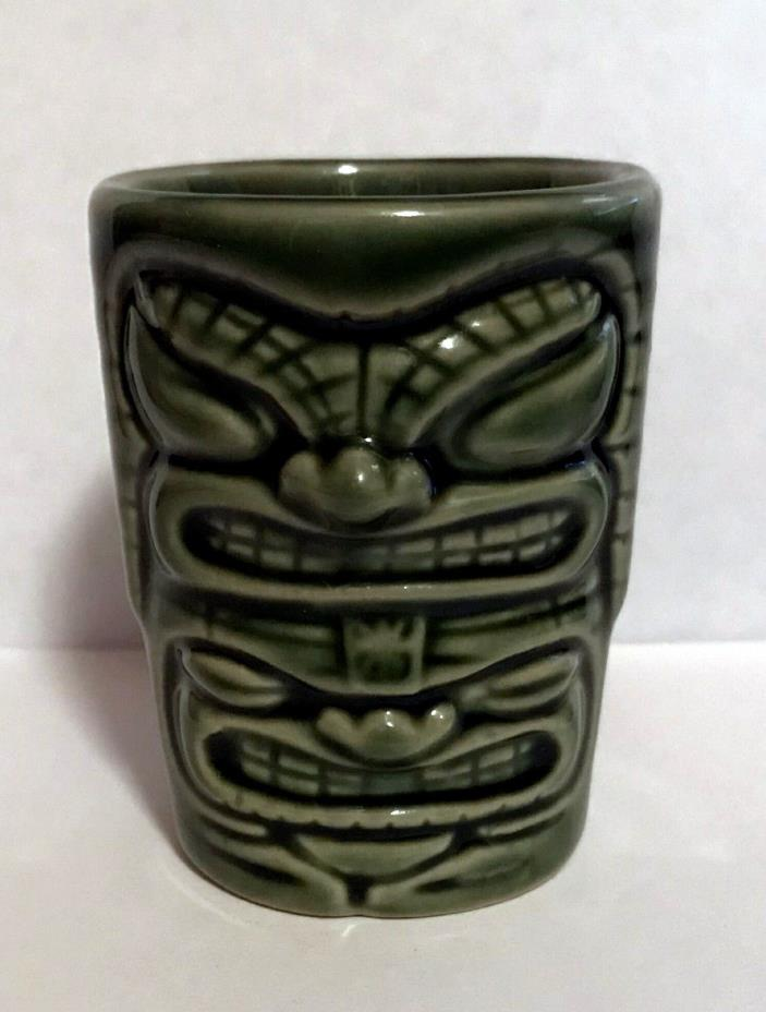 Money Tiki Shot Glass