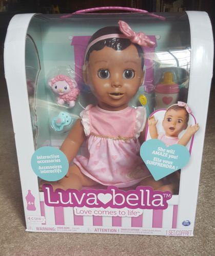 Luvabella Doll Brunette