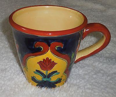 Talavera Pottery - Hand Painted Mug - Large Mug