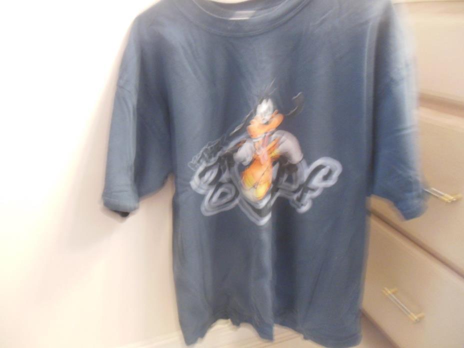 ************  Walt Disney World Men's Goofy T Shirt Large L