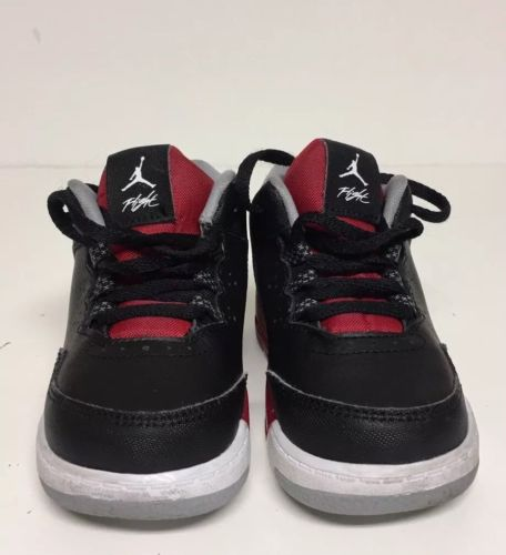 Nike Air Jordan Flight Origin 2 Toddler Size 5C Black Red