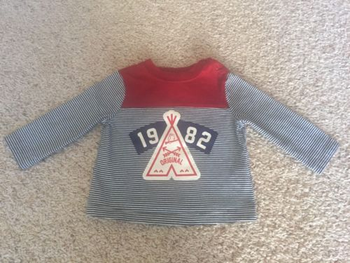 Baby Boy Long Sleeve Top (joe Fresh) Brand