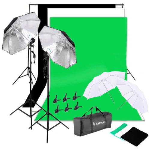 Photography Kit 135W Light Bulb 33