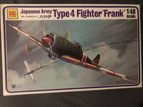 "1/48 Otaki Japenese Army Type 4 Fighter ""Frank"""