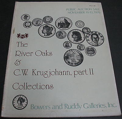 The River Oaks & Krugjohann Collections Part 2 1976 Ancient, United States +++