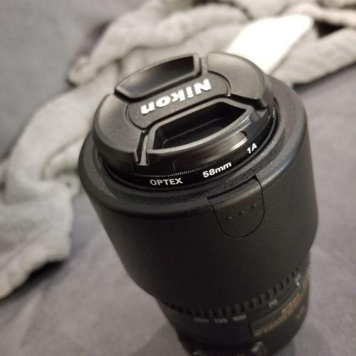 Nikon Dslr 50-300Mm Lens