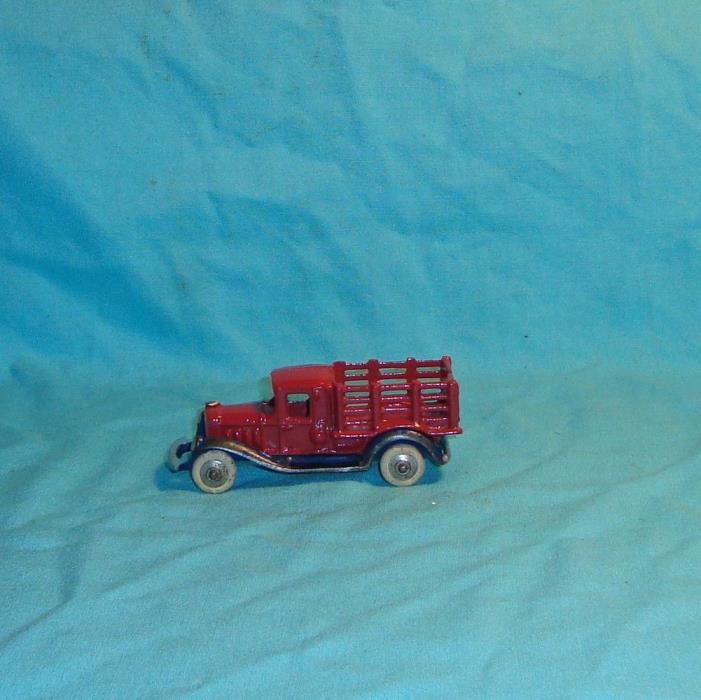 AC Williams 1932 Cast Iron Stake Truck 900 Eight Packard 4.5