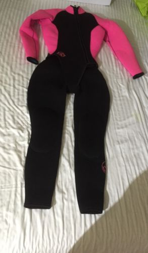 Body Glove Wet Suit Pink Black Scuba Diving Watersports Womens XS-3