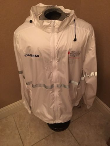 2018 WDW 25th Run Disney Marathon Weekend Jacket size XXL Volunteer Windbreaker