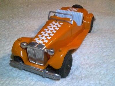 Vintage Hubley Kiddie Toy MG 9