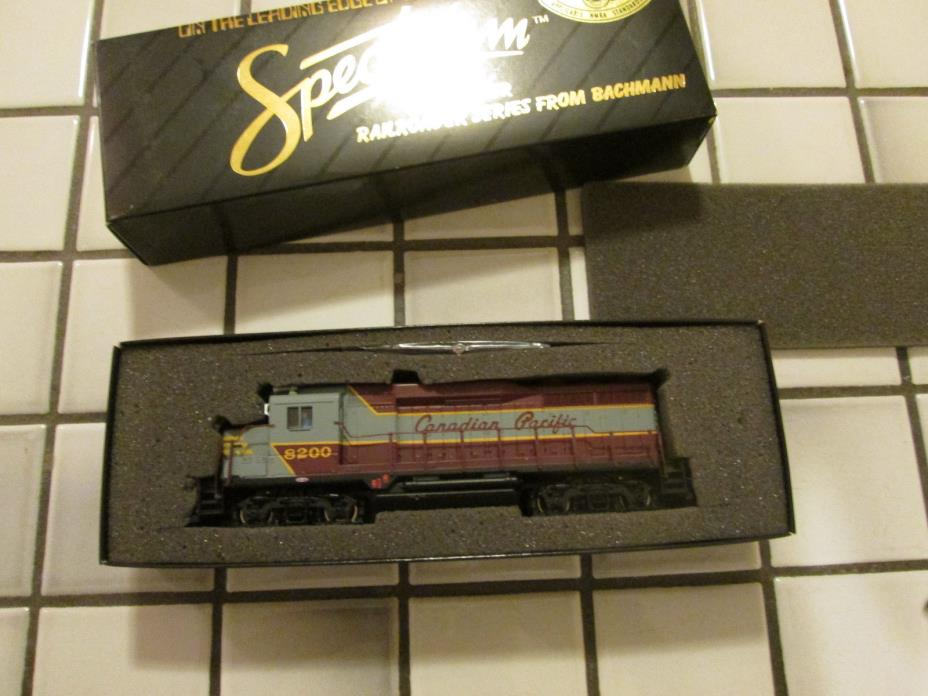 spectrum CANADIAN PACIFIC powered engine HO scale