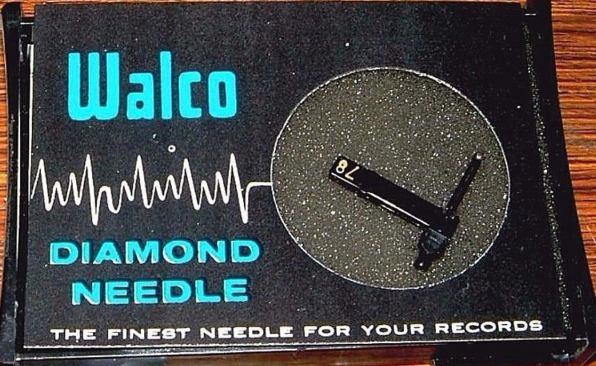Phonograph NEEDLE W307STDS for EV194D N319-SD EV2623DS 367-DS73, VM 31961-A