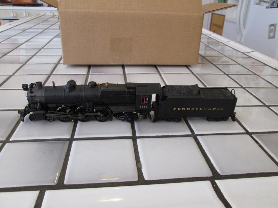 spectrum PENNSYLVANIA powered steam engine HOscale