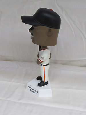 Barry Bonds 2002 Upper Deck Playmakers Bobblehead Figure Giants White Jersey