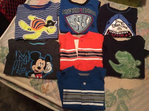 Baby/Toddler Boy Shirts 2T