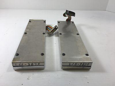 Set of LIS Sensor Heads LIS-387F/LIS-387R