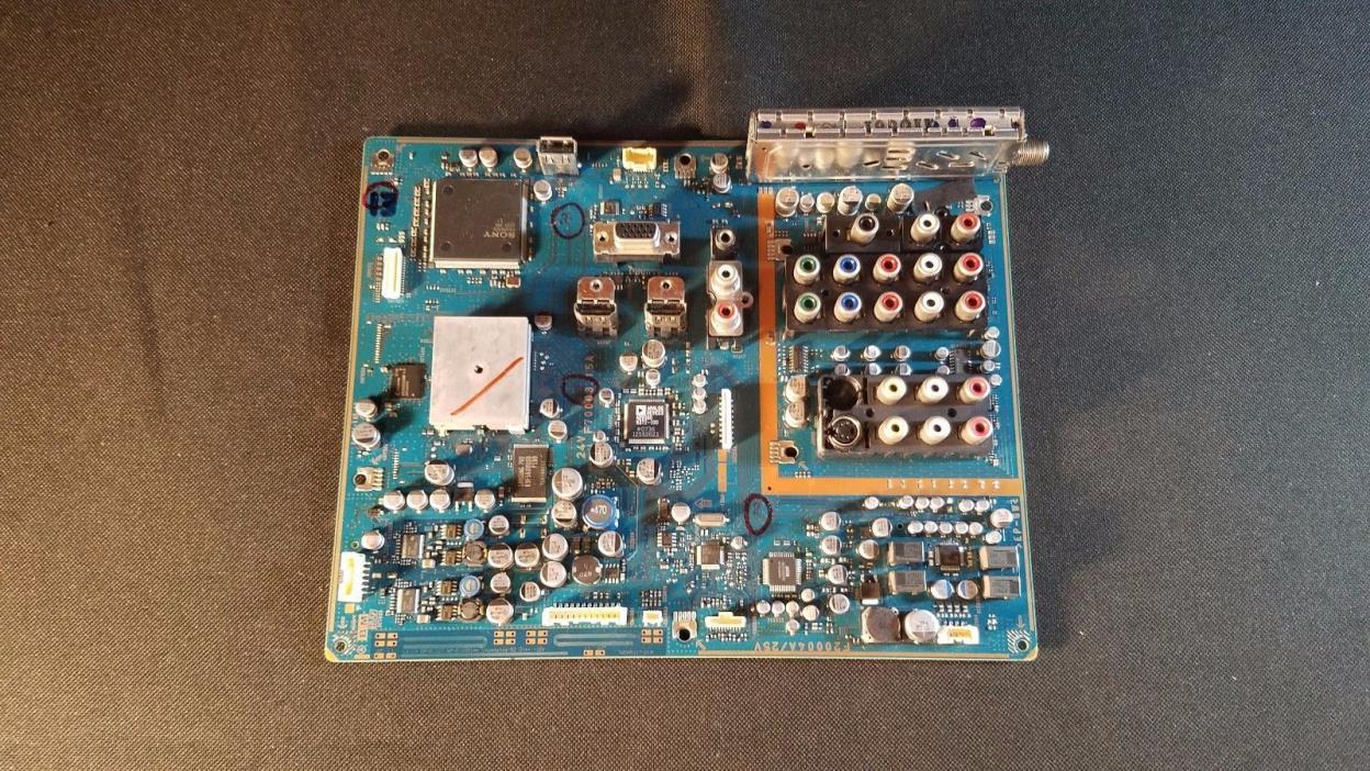 Sony Main Board F20004A/25V F70003.15A