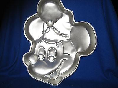 Vintage Wilton Mickey Mouse Cake Pan  515-302
