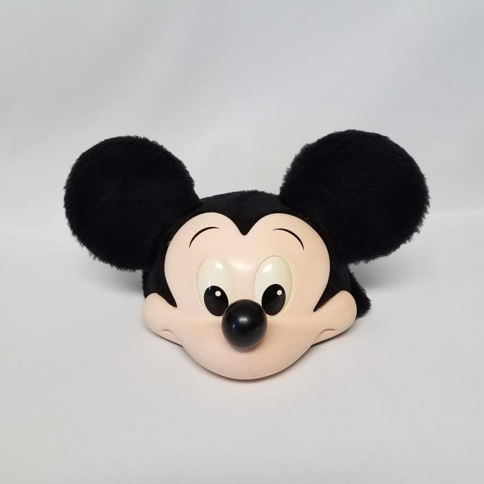 Mickey Mouse Ears Hat 3D Mesh Snap Back Disney Character Fashions Disneyworld