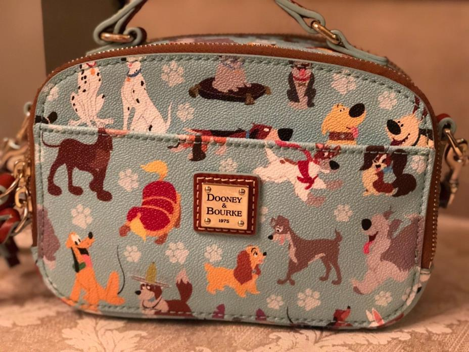 Disney Dogs Ambler Crossbody Bag - Dooney & Bourke