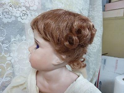 Global doll wig SWEETIE 13-14 STRAWBERRY BLONDE