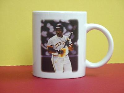 Cecil Fielder Tigers Ceramic Coffee Mug