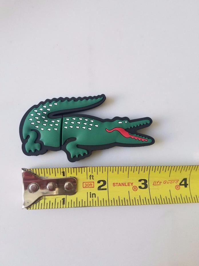 New Lacoste Rubber USB