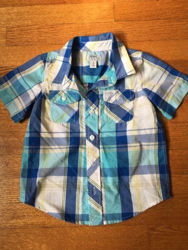 Old Navy Short Sleeve Shirt Toddler 3T