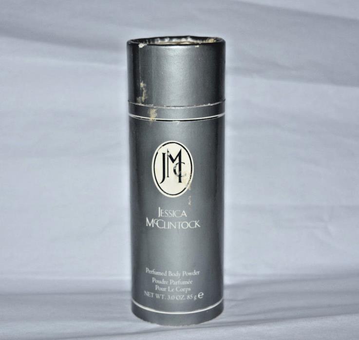 Jessica McClintock Perfumed Body Powder Sealed