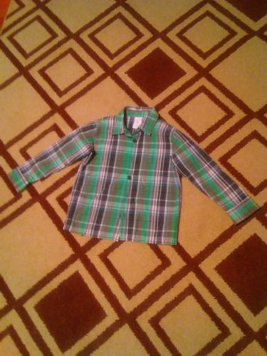 kids shirt size 4t
