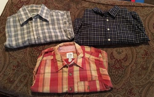 Baby/Toddler Boy Long Sleeve Shirts Size 2 Years / 2T
